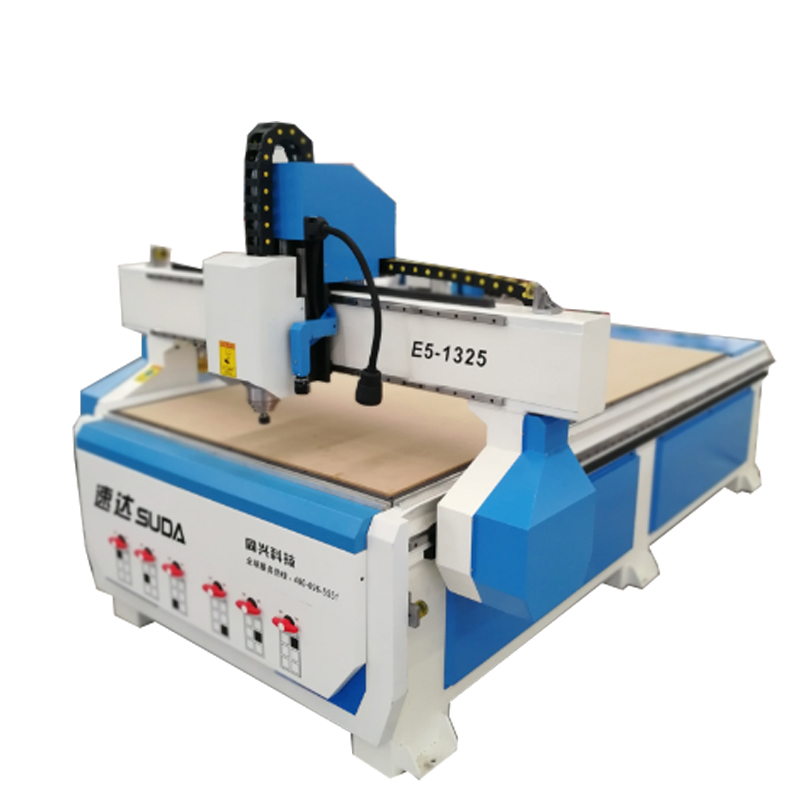 SUDA EC1325-E5 Series Multistage CNC Engraver Heavy Duty Structure With CCD Camera