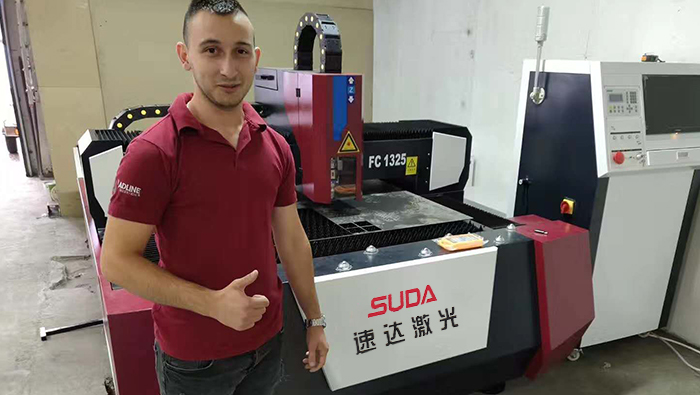 Romania, the agent of fiber laser machine